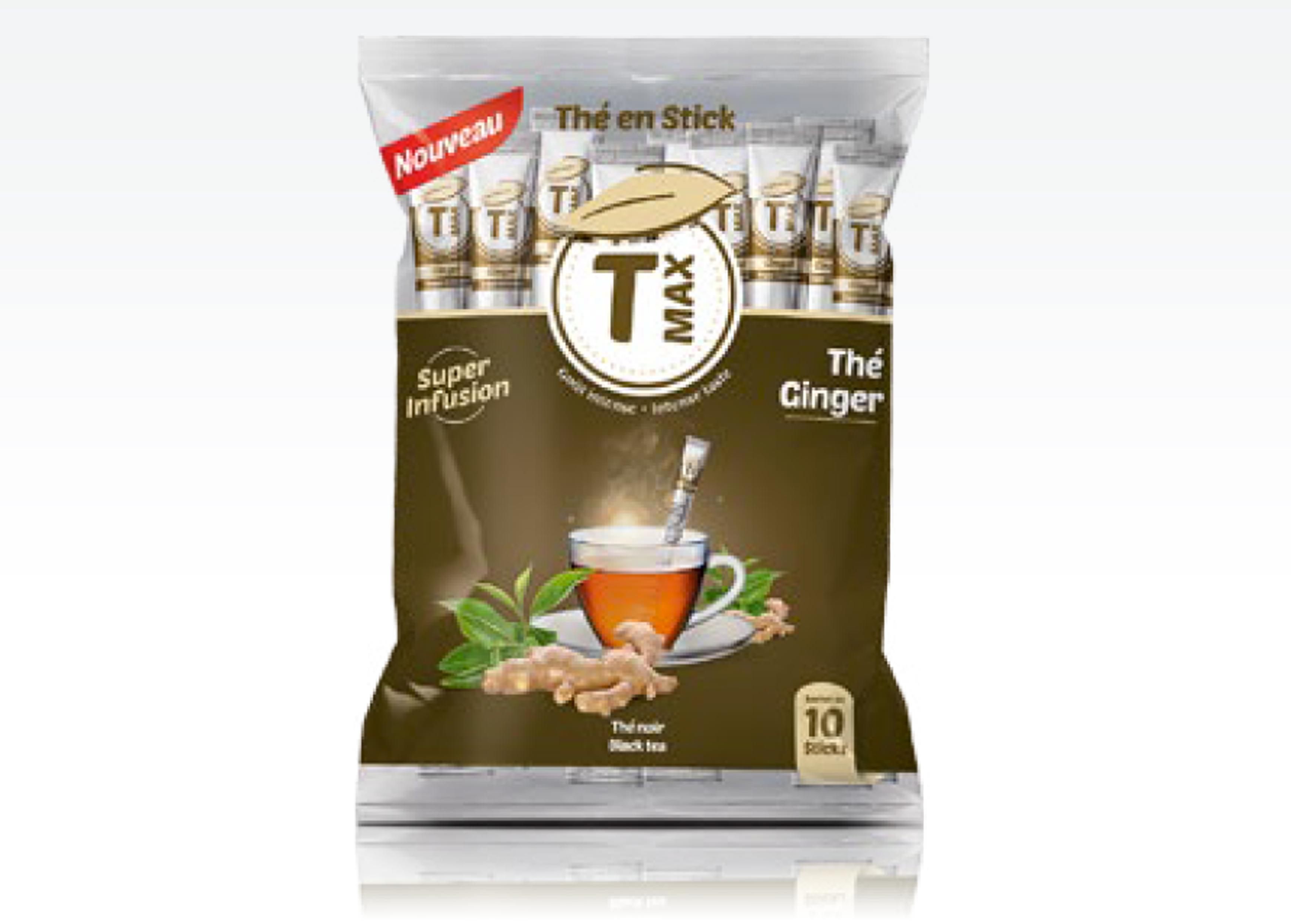 Tmax-ginger